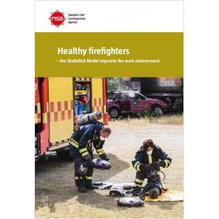 Firefighter's Health – the Skellefteå Model improves the work environment